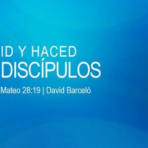 Id y haced discípulos