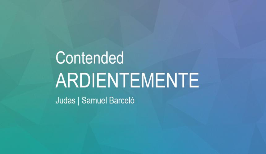 Contended ardientemente