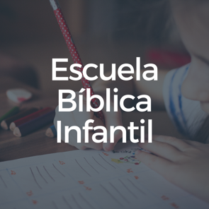Escuela Bíblica Infantil